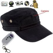 1280-X-720-Hidden-Pinhole-Video-Recorder-Sport-Cap-Camera-Mp3-Playerbluetooth-with-Remote-Controller-0-1