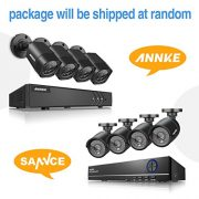 Annke-8-Channel-1080P-Lite-Video-Security-System-DVR-and-4-Weatherproof-IndoorOutdoor-Cameras-with-IR-Night-Vision-LEDs-NO-HDD-0-1