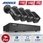 Annke-8-Channel-1080P-Lite-Video-Security-System-DVR-and-4-Weatherproof-IndoorOutdoor-Cameras-with-IR-Night-Vision-LEDs-NO-HDD-0-2
