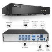 Annke-8-Channel-1080P-Lite-Video-Security-System-DVR-and-4-Weatherproof-IndoorOutdoor-Cameras-with-IR-Night-Vision-LEDs-NO-HDD-0-3