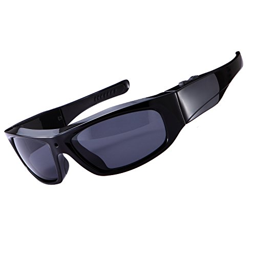 hd polarized sunglasses  Forestfish Sunglasses with Camera HD 720P Video Recorder Spy ...
