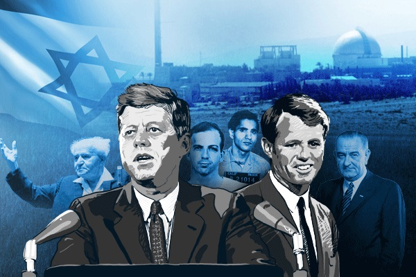 Shock Claim: JFK Killing Was A CIA Plot Funded By Israel And The Mob