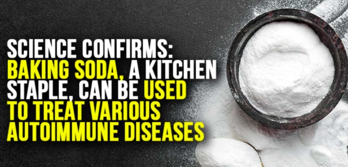 Science Confirms: Study Finds Baking Soda Fights Inflammation And So Much More