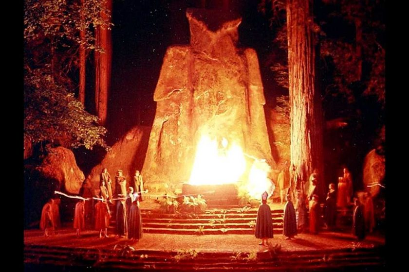 Bizarre Oddities: Why Do The Elites Participate In Child Sacrifice At Bohemian Grove?
