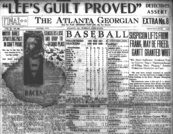 The Leo Frank Case: The Lynching of a Guilty Man – Part 1 Through 3