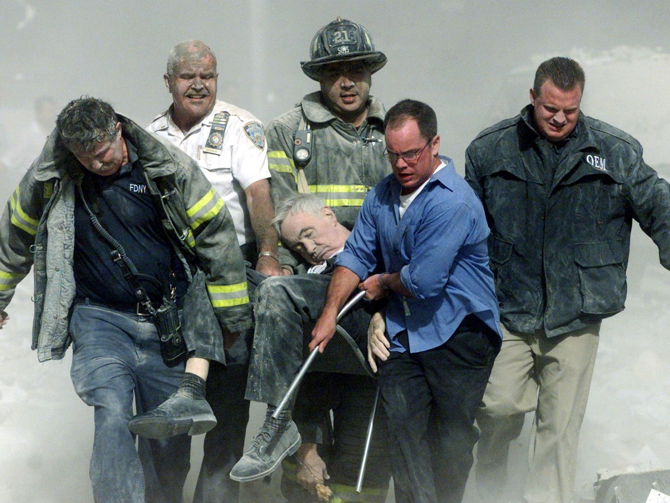 Video: Why 1,000 Bodies Of 9/11 Victims Were Never Found