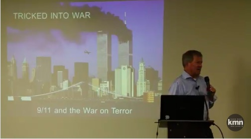 Tricked Into War: Christopher Bollyn Explains Who REALLY Did 9/11