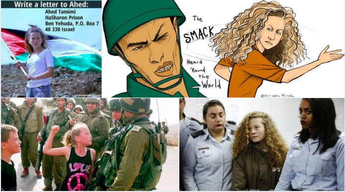 Israel Has Turned Ahed Tamimi And The Fight For Palestinian Liberation And Justice Into A Global Phenomenon