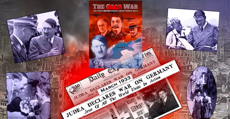 Videos: The Bad War – The Truth Never Taught About World War II – Hellstorm The Genocide Of Germany