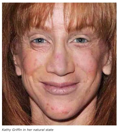 Bizarre Oddities: Not So Funny! Kathy Griffin DEMANDS Catholic MAGA Boys Be DOXXED