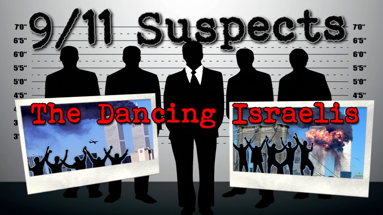 The Real 9/11 Suspects – The Dancing Israelis – Exposed, Israeli Agents Were Arrested On 9/11