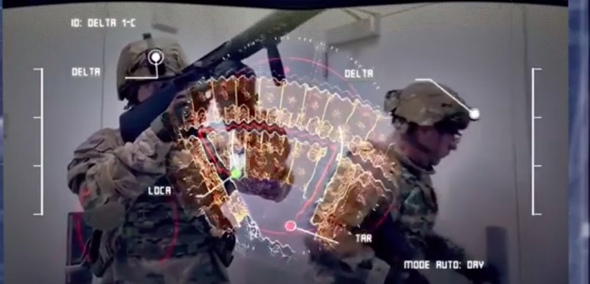 Scary Tech: Micro-chipped  Soldiers – Implanted Microchips Fused to Soldiers' Nervous Systems by 2030