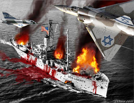 Six Day War Massacre: USS Liberty Veterans Reveal Truth About Israeli Attack